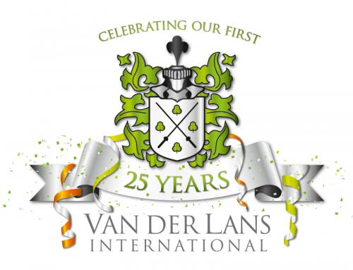 Silber für Van der Lans International